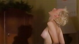 Ce canapé est femme mure nue sexy un endroit pour baiser un jeune couple, cette fille ne peut résister à la tentation de voir la bite de son amant.